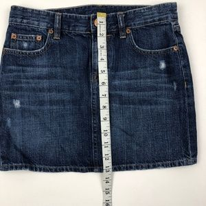 J. Crew Skirts - J.Crew Denim Jean Skirt